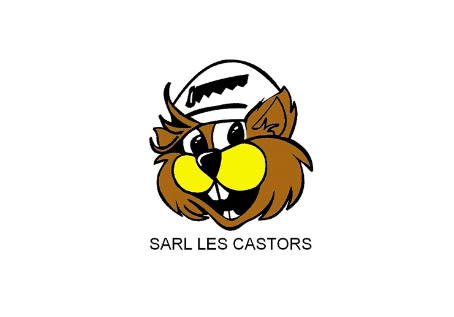 logo client sarl les castors